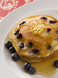 blueberry pancakes 190